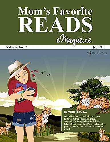 Mom's Favorite Reads eMagazine July 2021