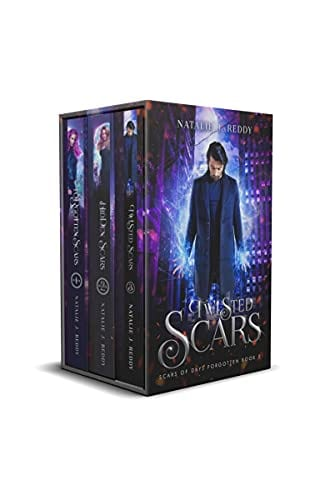 Scars Of Days Forgotten Series, Books 1-3: Forgotten Scars, Hidden Scars, & Twisted Scars