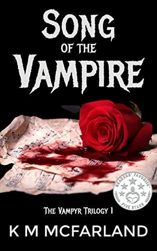 Song of the Vampire: Vampire Paranormal Romance Saga
