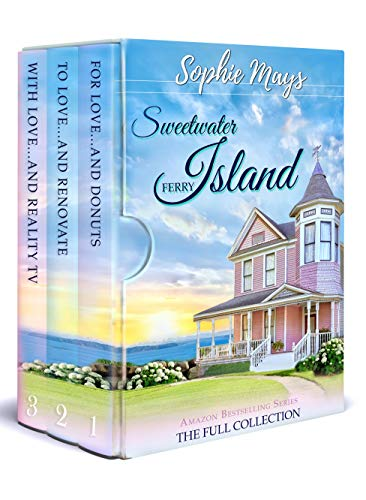 The Sweetwater Island Ferry Collection: A Heartwarming Trilogy (Sweet, Small-Town Romance Collections)