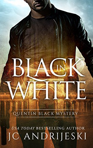 Black In White: A Fated Mates Paranormal Mystery Romance (Quentin Black Mystery Book 1)