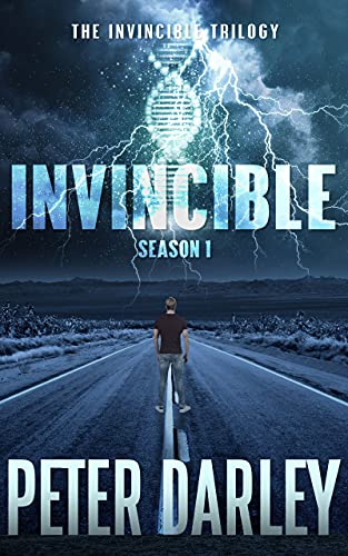 Invincible – Season 1: A Mystery and Suspense Thriller (The Invincible Trilogy)