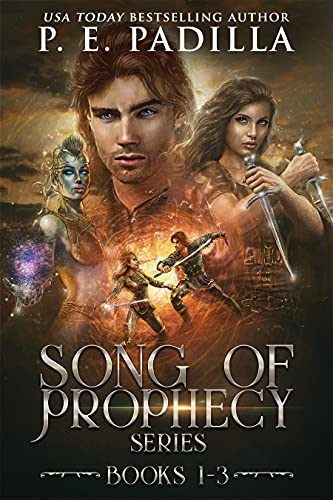Song of Prophecy Series Box Set: Books 1-3: An Epic Fantasy Adventure