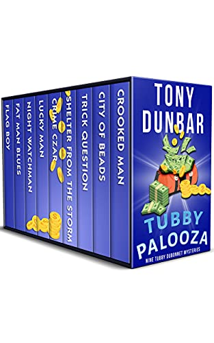 Tubbypalooza: Nine Rollicking Tubby Dubonnet Mysteries