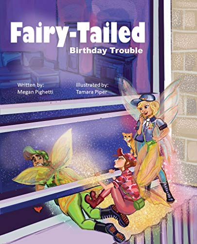 Fairy-Tailed Birthday Trouble
