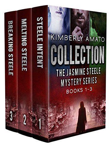 Jasmine Steele Mystery Series Collection Books 1-3 (The Jasmine Steele Mystery Series Book 6)
