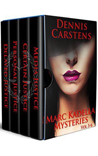 Marc Kadella Mystery Series Vol 3-6 (Marc Kadella Series Book 2)