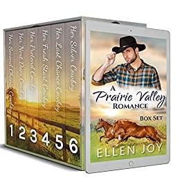 Prairie Valley Box Set (Complete Series, Books 1-6): A Clean Cowboy Romance