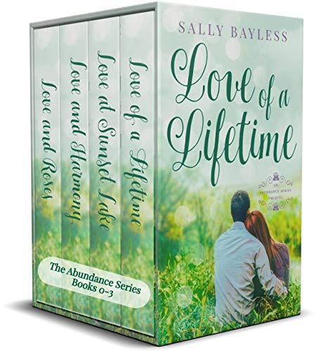The Abundance Series Books 0-3: A Sweet, Small-Town Christian Romance Collection