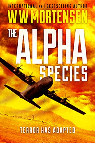 The Alpha Species (EIGHT Book 2)