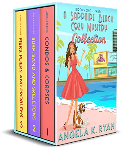 A Sapphire Beach Cozy Mystery Collection: Volume 1, Books 1-3 (Sapphire Beach Cozy Mysteries)