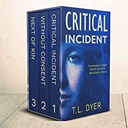 Code Zero Police Drama Series Books 1-3