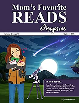 Mom's Favorite Reads eMagazine October 2021